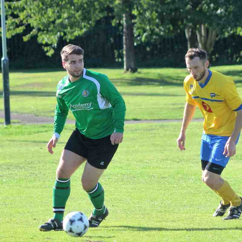 Third Team v Falcons - 12th September 2015