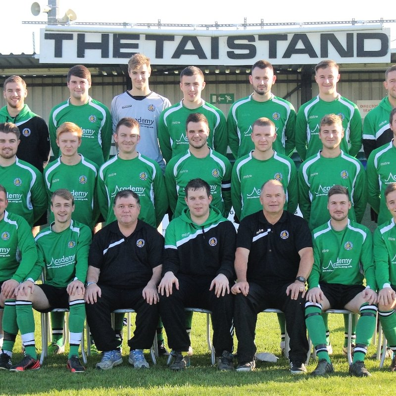 Third Team beat Stonehouse Town Reserves 4 - 0
