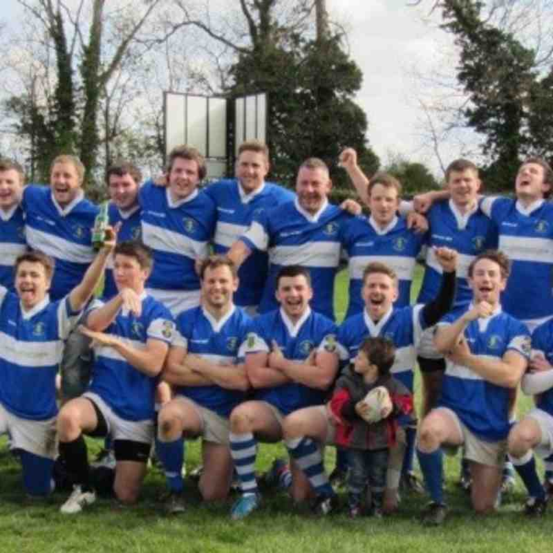 Camelot 2nds v OAs Herts. Cup Final