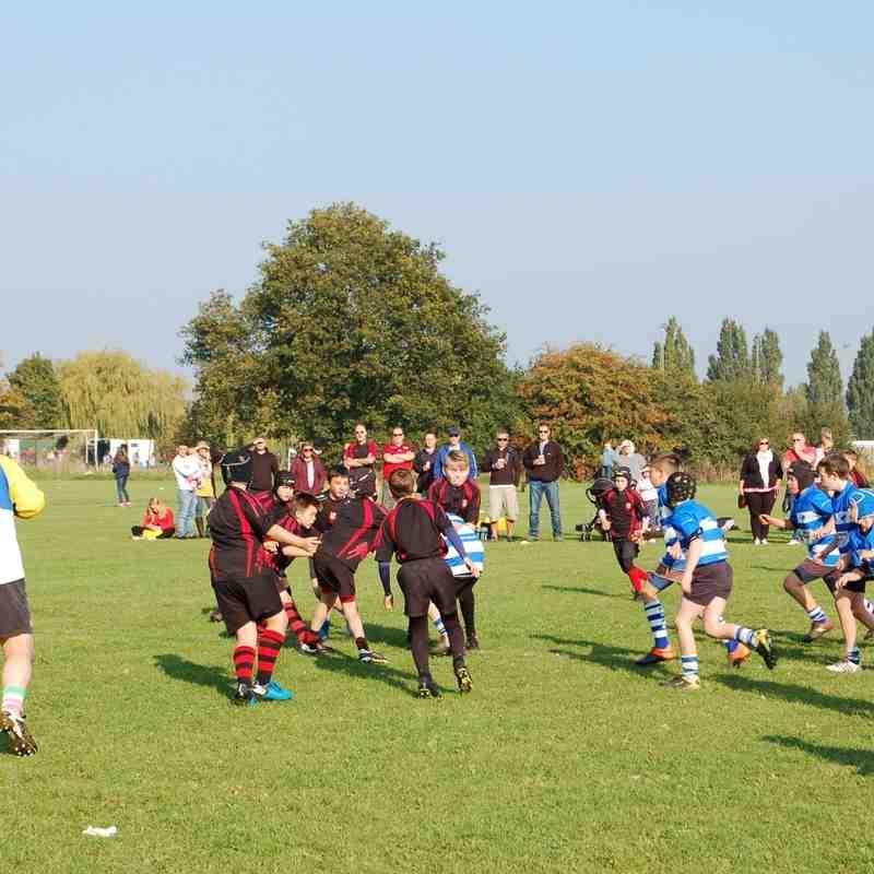 Sunday 4th October Under 12's v SWF & Brentwood