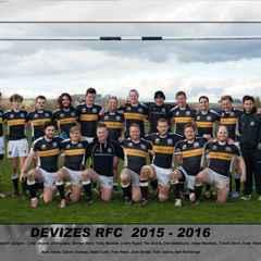 Devizes RFC 2015-16 Team Photo