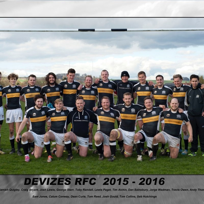 North Dorset vs. Devizes