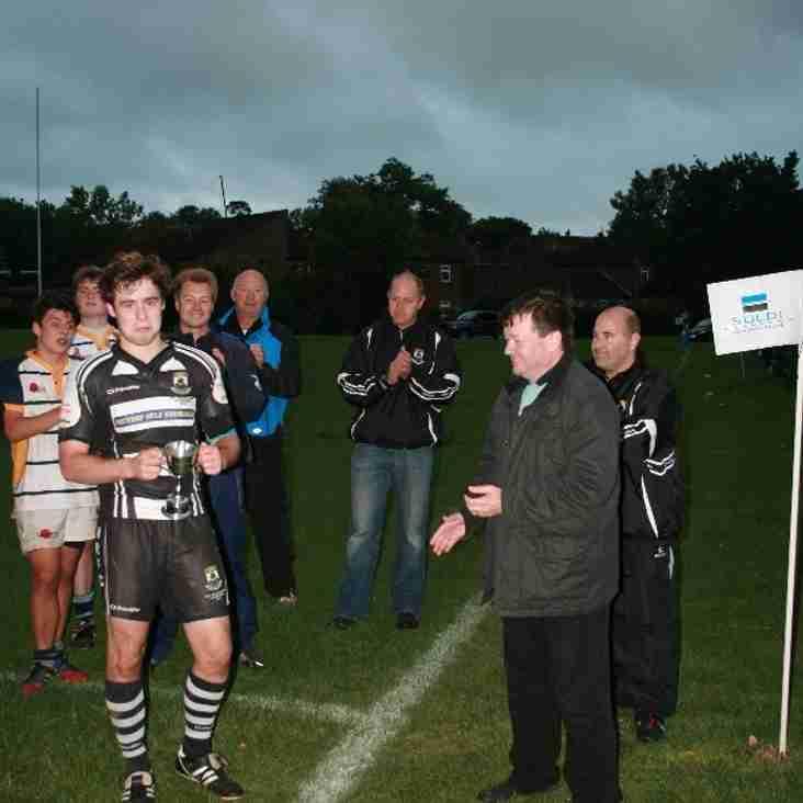 Niall Mellis Memorial Trophy Match