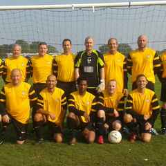Good performance by Vets against champions!