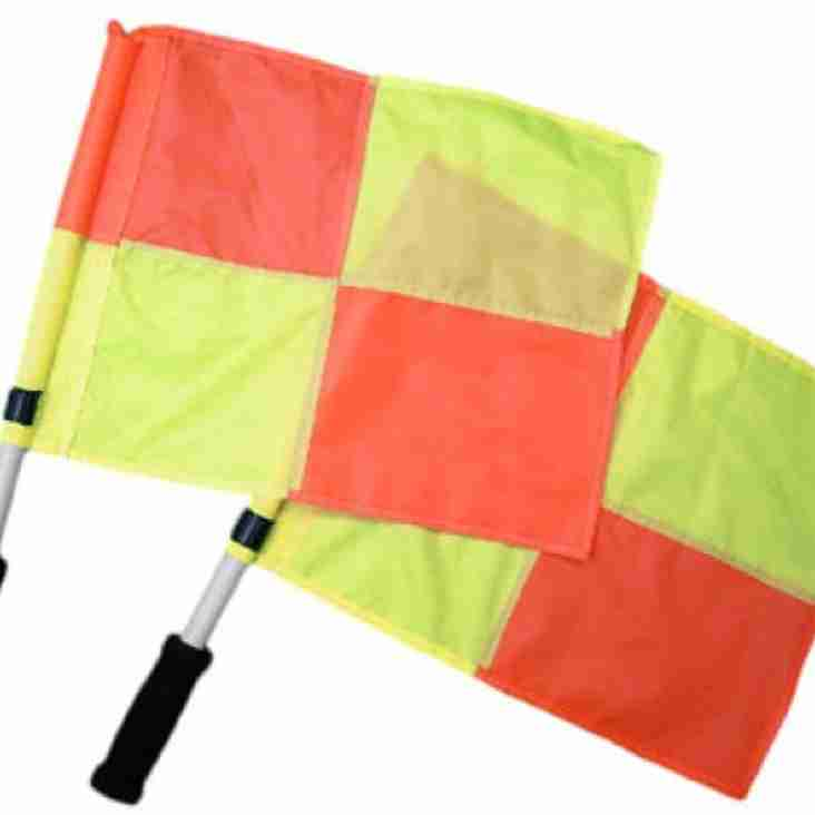 Linesman helpful hints!...For when you kindly volunteer