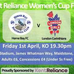 Ladies Go For Cup Glory