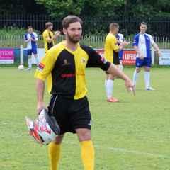 Testimonial Raises £1,600 for Lee Browning