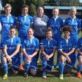 Women's lose to Parkwood Rangers 2 - 5