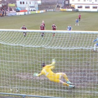 Dripping Pan Defeat