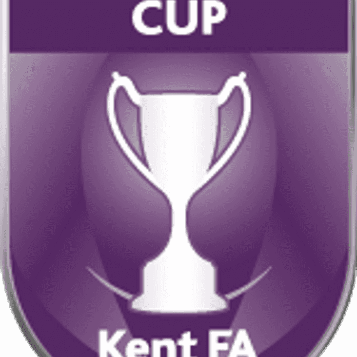 Ladies get home draw in Kent WFA Cup