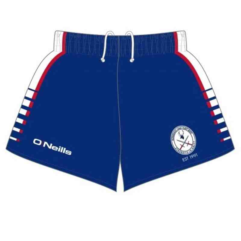 Aldershot And Fleet RUFC Rugby Shorts (Kids)
