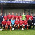 Hampton & Richmond Borough vs. Corinthian Casuals