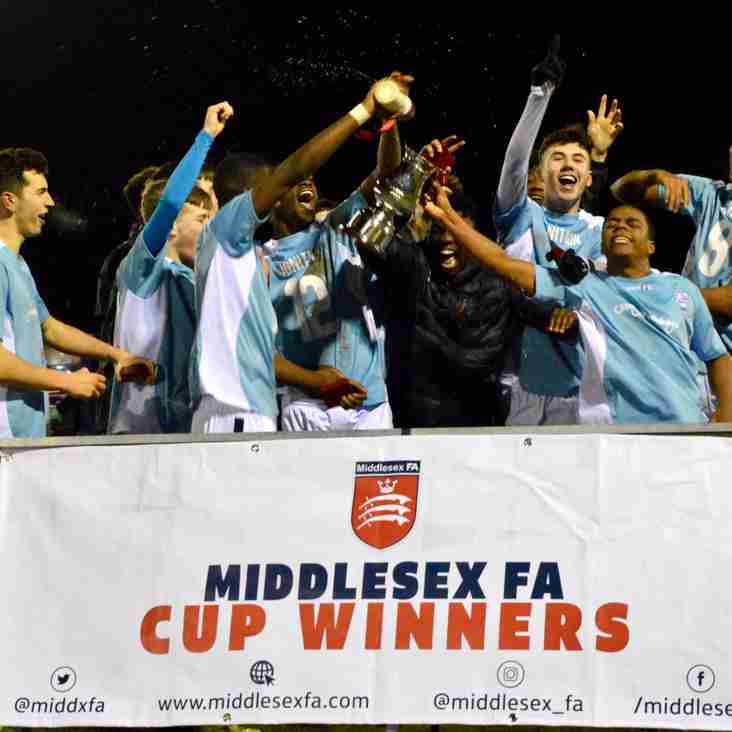 Cup success for under 18s