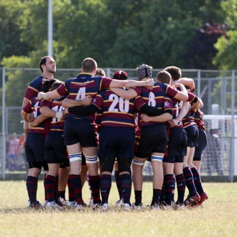 EAST LONDON RFC SUPPORTS RUGBY'S CORE VALUES