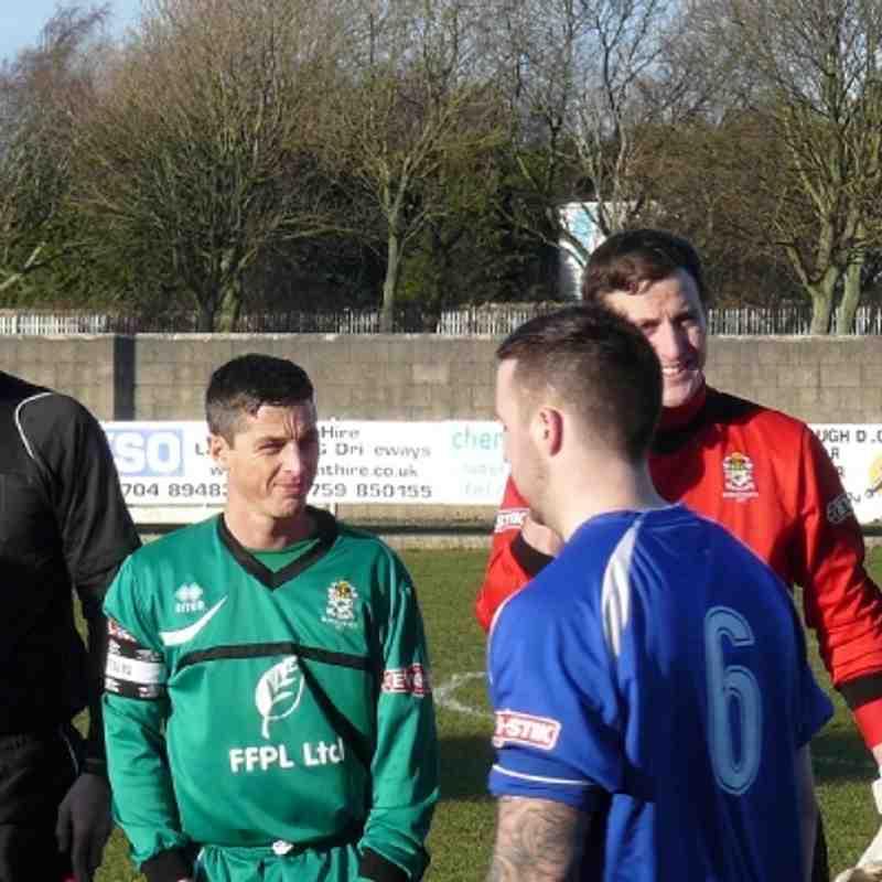 Burscough FC vs Harrogate Railway Athletic FC
