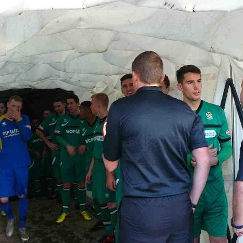 Wakefield 1 Burscough 2 (13-14 season)