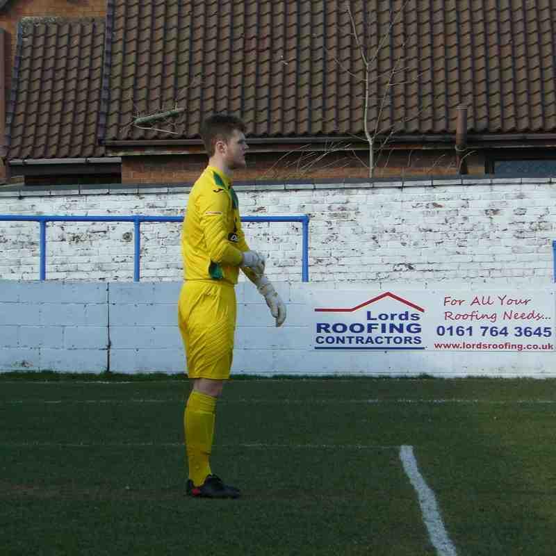 Radcliffe Borough vs Burscough 7th Match 2015
