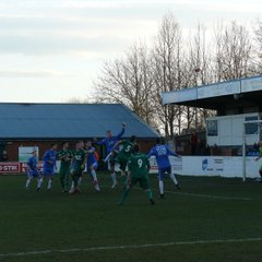 Radcliffe Borough vs Burscough 7th Match 2015