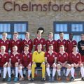 Collier Row vs. Chelmsford City Youth F.C