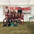 U11 Clarets emerge victorious at FC Redwing Tournament