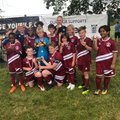 U11 Whites take the honours at Heybridge Swifts Tournament