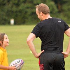 Farnham Royal Touch Rugby - 8th June 2017