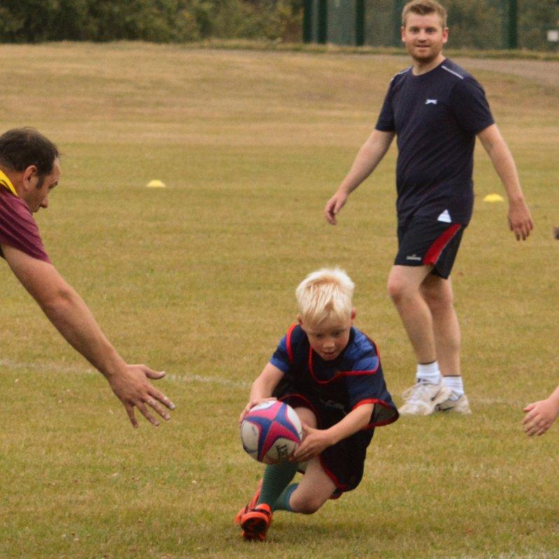 Farnham Royal Touch Rugby - 13 July 2017
