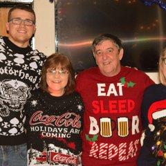 Farnham Royal Christmas Party 16 Dec 2017