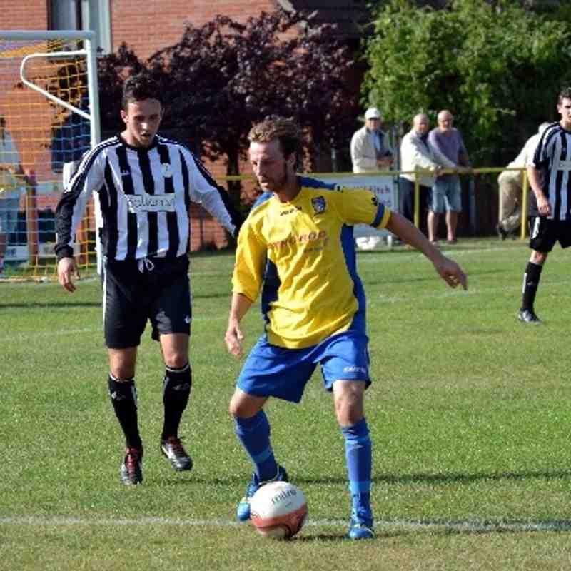 Norwich Utd v Woodbridge 31/8/13