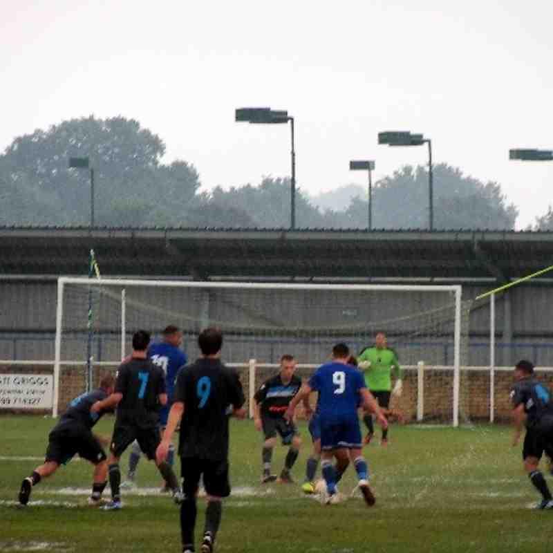 Wivenhoe v Norwich Utd 24/8/13