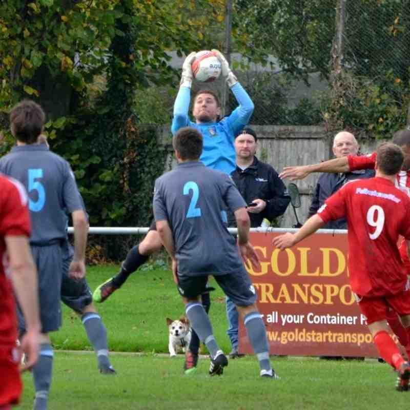 Felixstowe v Norwich United 26/10/13