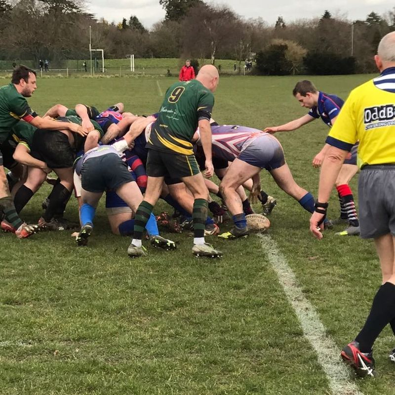 Pumas 2XV put in a good performance v Sandown and Shanklin