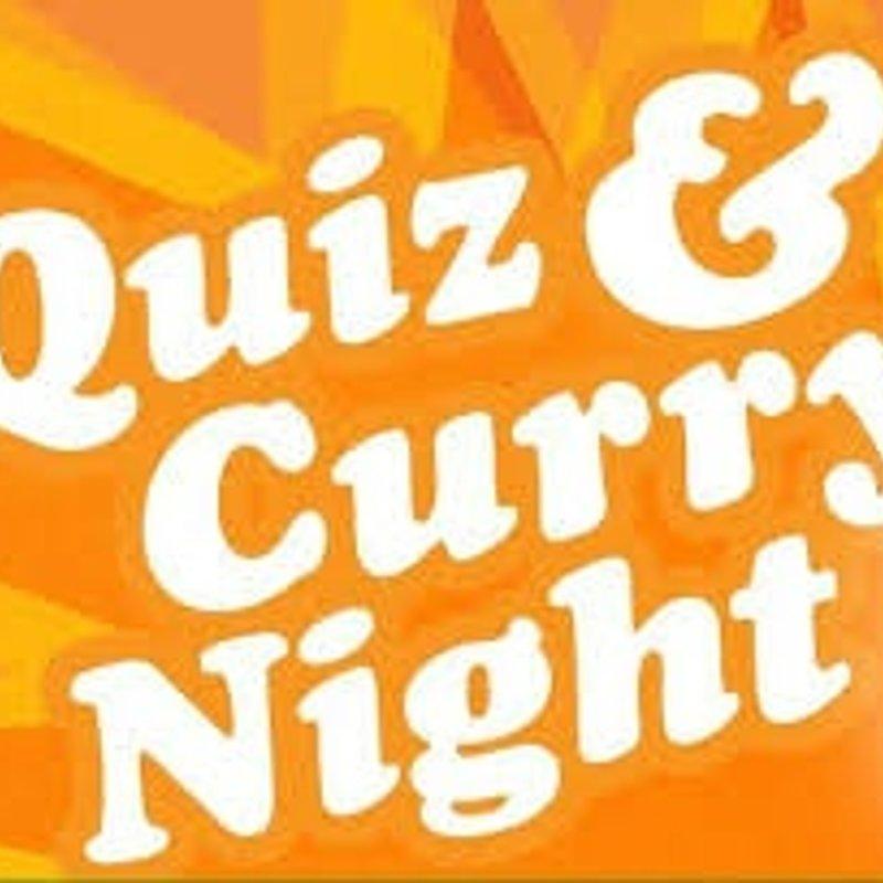 CLUB Quiz & Curry Night - 3rd March