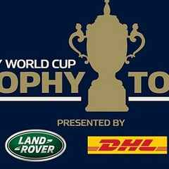 Long Buckby RFC @ Moulton College World Cup Trophy Tour