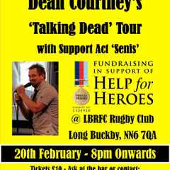 Comedy Night @ LBRFC 20th Feb, 8pm onwards