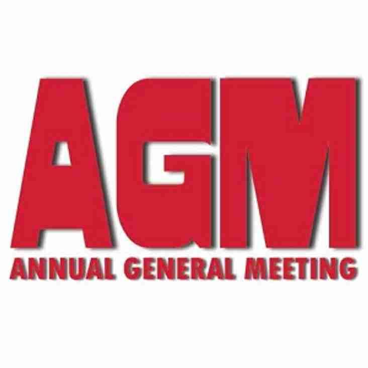 LBRFC M & J Section - AGM