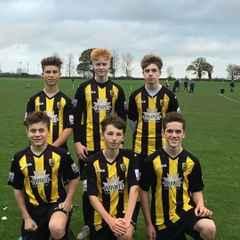 U18s & County Representatives call ups for GCYFC U16s players