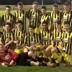 Malvern Town vs Gloucester City Youth Development
