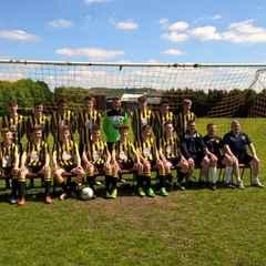 Glos City U16s 2-1 Worcerster City U16s