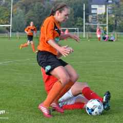 Wetherby Athletic Ladies v York City Ladies (27 Sep 2015)