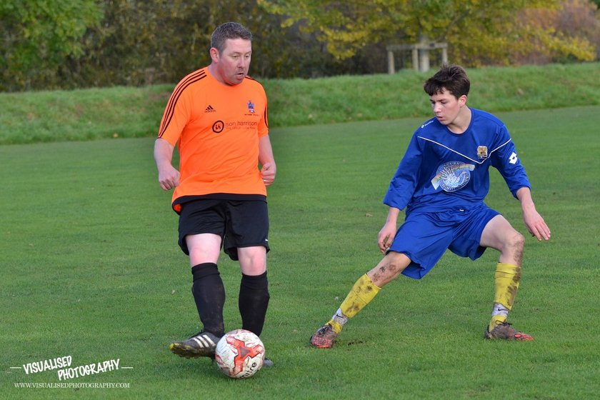 REPORT: Cliffe Res 5 v 2 Wetherby Athletic (York C)