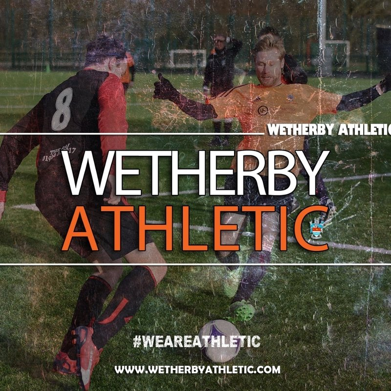 Wetherby Athletic FC (York C) lose to Rufforth United Res 3 - 2