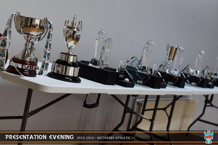 NEWS: Wetherby Athletic AFC Presentation Night