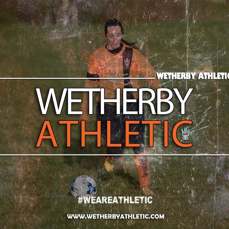 Wetherby Athletic FC 2 - 2 Tingley Athletic FC Ladies Reserves
