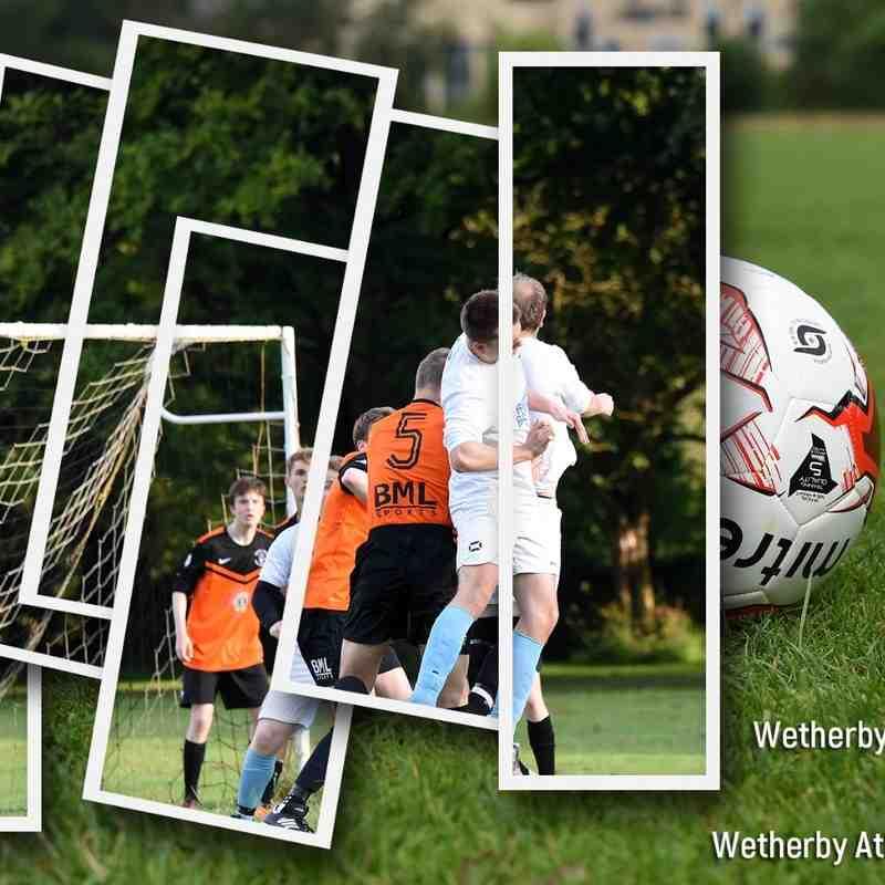 Wetherby Ath U18's v Wetherby Ath (York C)