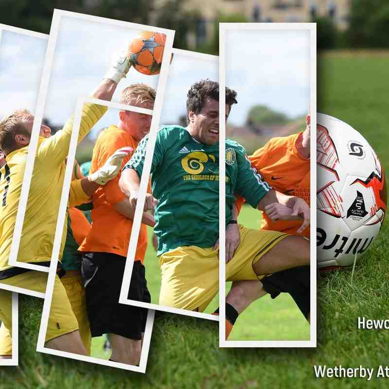 Heworth Green Res v Wetherby Athletic (York 4)