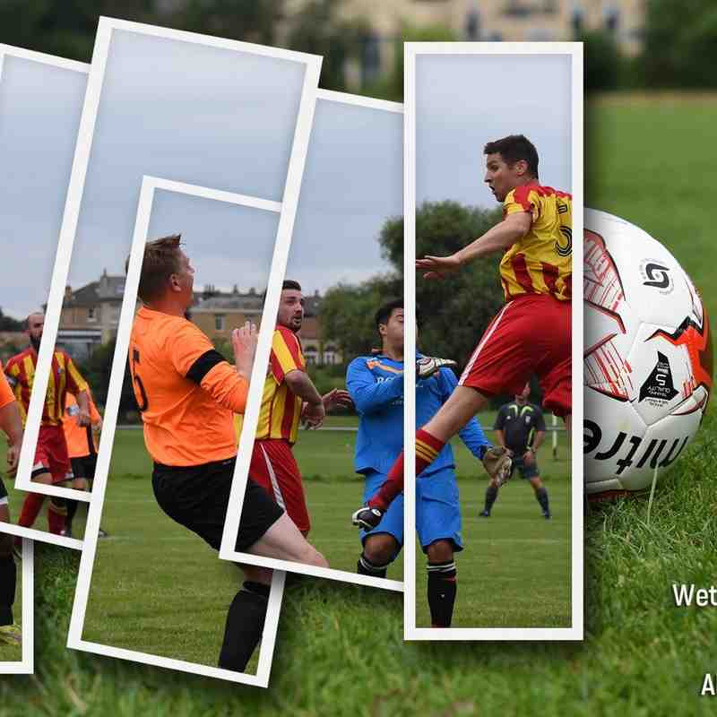 Wetherby Athletic v Aberford Albion (1 Aug 2016)
