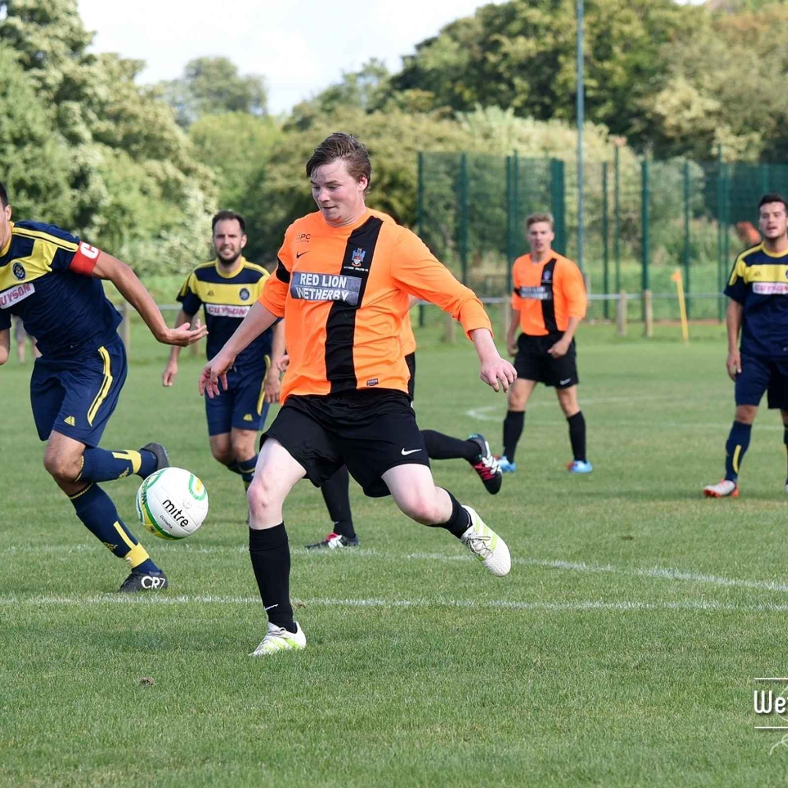 REPORT: Wetherby Athletic 1 v 2 Sherburn WR