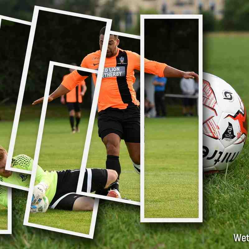 Leeds City v Wetherby Athletic (31 Aug 2016)