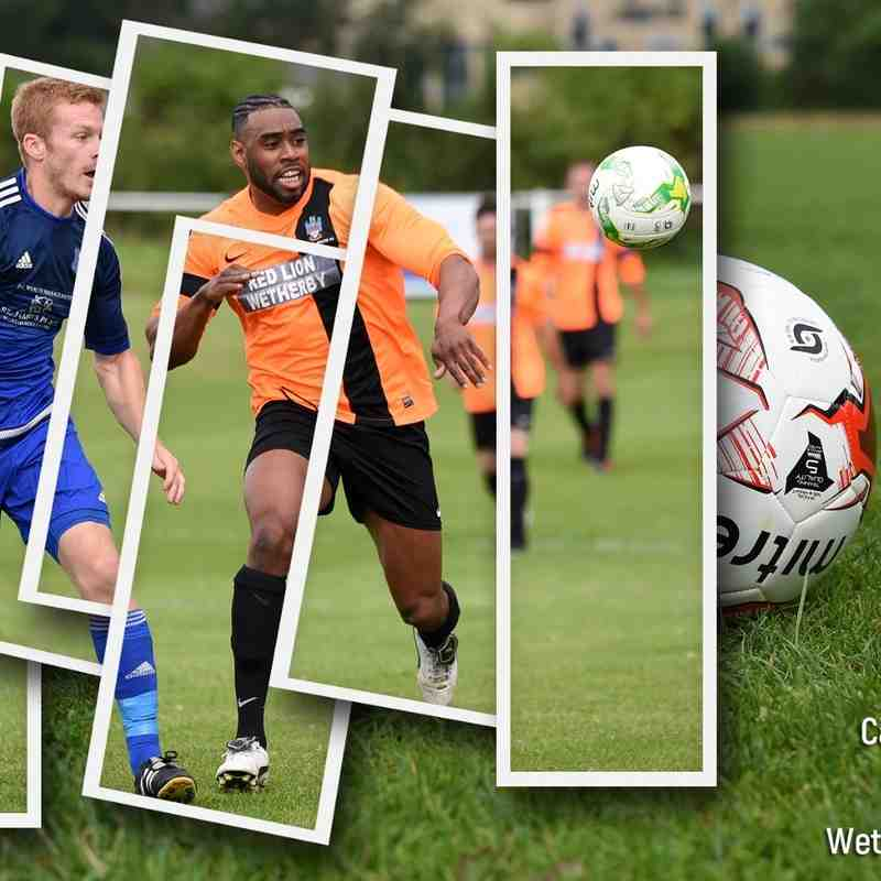 Carlton Athletic v Wetherby Athletic (10 Sept 2016)